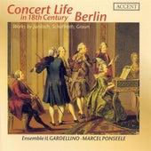 Chamber Music (German 18th Century) - JANITSCH, J.G. / SCHAFFRATH, C. / GRAUN, J.G. (Il Gardellino) by Il Gardellino