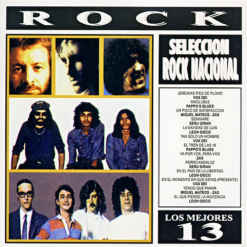 Los Mejores 13 - Rock Nacional Argentino by Various Artists