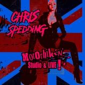 Motorbikin' - Studio & Live by Chris Spedding
