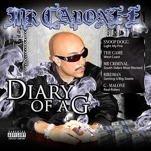 Diary Of A G by Mr. Capone-E