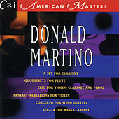 Donald Martino by Various Artists