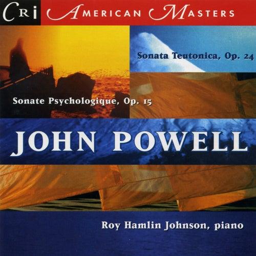 John Powell by Roy Hamlin Johnson
