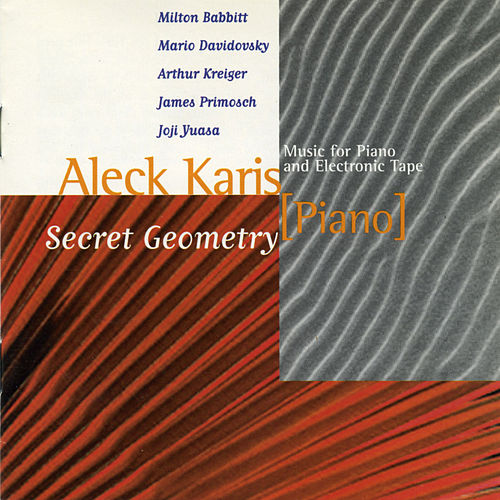 Aleck Karis: Secret Geometry by Aleck Karis
