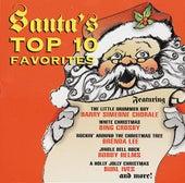 Santa's Top 10 Favorites by Various Artists