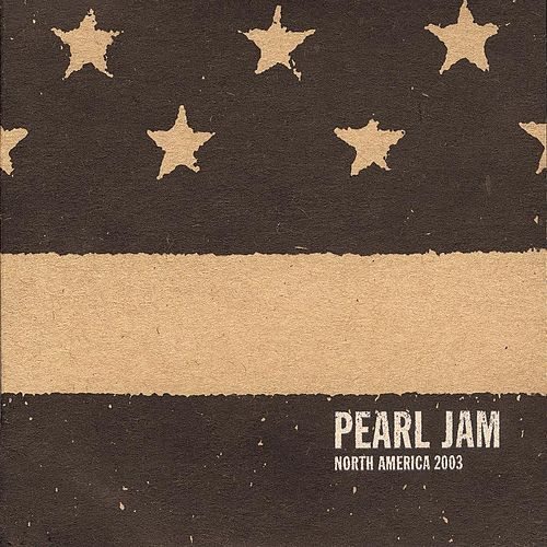 Apr 19 03 #27 Atlanta by Pearl Jam