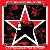 Live At The Grand Olympic Auditorium by Rage Against The Machine