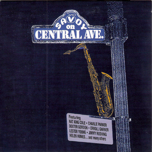 Savoy On Central Avenue by Various Artists