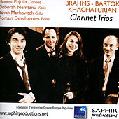 Clarinet Trios by Various Artists