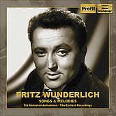 Vocal Recital: Wunderlich, Fritz – KAISER / GEORGY-ENGELHARDT/ KATT/ HASENPFLUG/ BERNER/ KOWALSKI, L. (1953-1956) by Various Artists