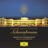Summer Night Concert Schoenbrunn 2009 by Daniel Barenboim