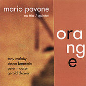 Orange by Mario Pavone