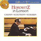 Horowitz In London by Vladimir Horowitz