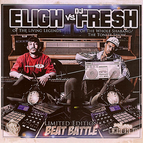 Limited Edition Beat Battle by DJ Fresh