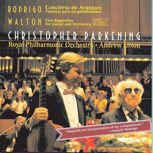 Concierto De Aranjuez/ 5 Bagatelles by Various Artists