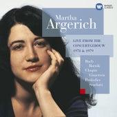 Bach - Bartók - Chopin - Ginastera - Prokofiev - Scarlatti by Martha Argerich