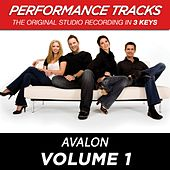 Vol. 1 (Premiere Performance Plus Track) by Avalon
