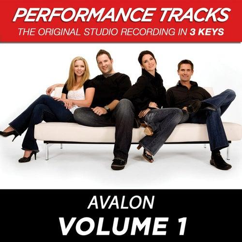 Vol. 1 (Premiere Performance Plus Track) by Avalon