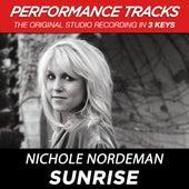 Sunrise (Premiere Performance Plus Track) by Nichole Nordeman