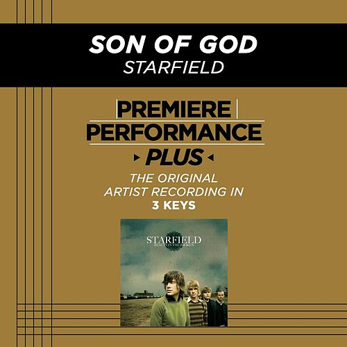 Son Of God (Premiere Performance Plus Track) by Starfield