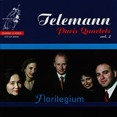 Telemann: Paris Quartets, Vol. 2 by Florilegium