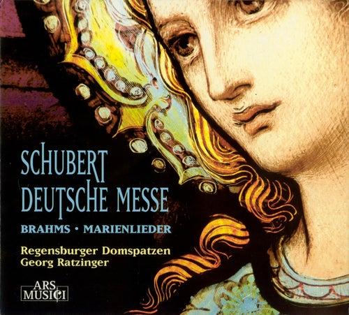 SCHUBERT, F.: Deutsche Messe / Marienlieder (Ratzinger) by Georg Ratzinger