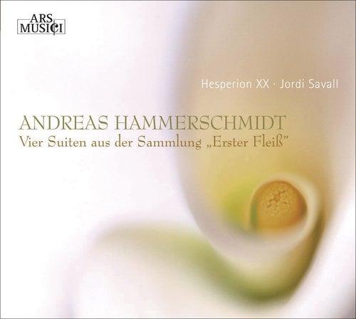 HAMMERSCHMIDT, A.: Chamber Music (Hesperion XXI, Savall) by Jordi Savall