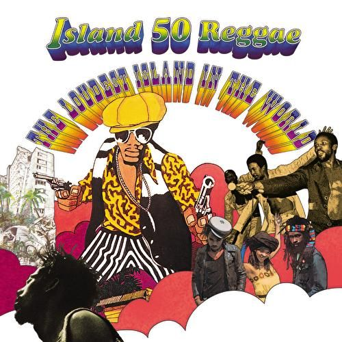 Island 50 Reggae by Various Artists