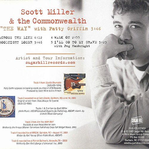 The Way by Scott Miller & The Commonwealth