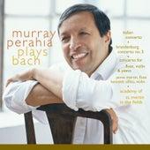 Murray Perahia Plays Bach by Murray Perahia