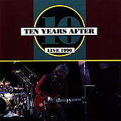 Live 1990 by Ten Years After