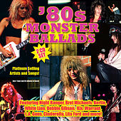80s Monster Ballads by Various Artists