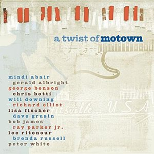 A Twist Of Motown by Various Artists