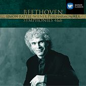 Symphonies 4 and 6 by Ludwig van Beethoven