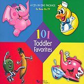 101 Toddler Favorites by Music For Little People Choir