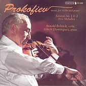 PROKOFIEV, S.: Violin Sonata No. 1 / 5 Melodies (Belnick, Dominguez) by Albert Dominguez