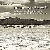DEAN, B.: Water Music/ Pastoral Symphony/ The Siduri Dances/ Rascher Saxophone Quartet, Swedish Chamber Orchestra) by Various Artists