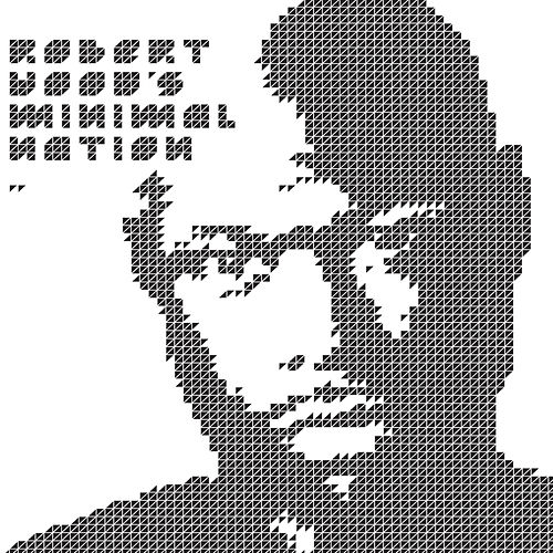 Minimal Nation by Robert Hood