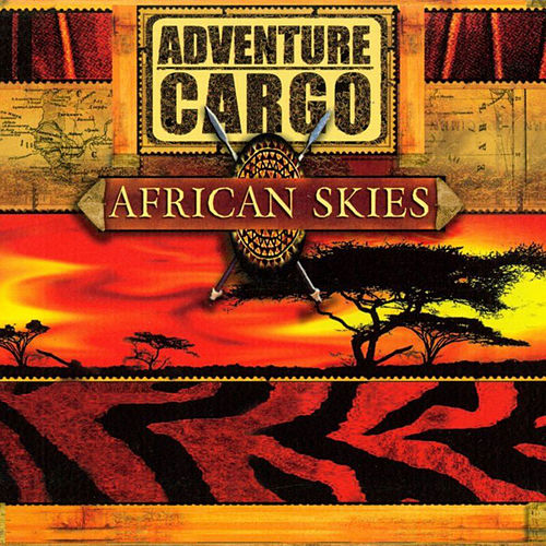 African Skies: Adventure Cargo by David Arkenstone
