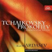 Tchaikovsky / Prokofiev:  Piano Concertos by Igor Ardasev