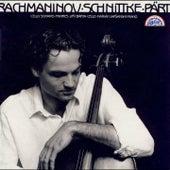 Rachmaninov / Schnittke / Pärt: Cello Sonatas by Jiri Barta