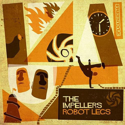 Robot Legs by The Impellers