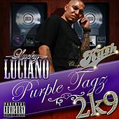 Purple Tagz 2k9 by Lucky Luciano