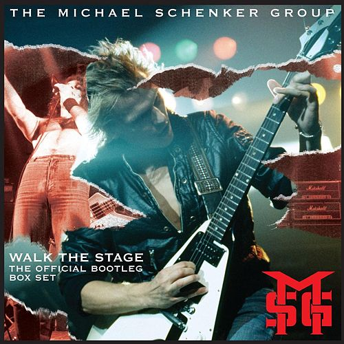 Walk The Stage: The Official Bootleg Box Set by Michael Schenker