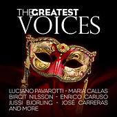 The Greatest Voices by Various Artists