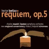 Berlioz: Requiem by Léopold Simoneau