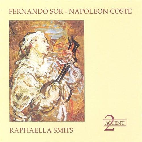 Guitar Recital: Smits, Raphaella - SOR, F. / COSTE, N. by Raphaella Smits