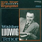 Vocal Recital: Ludwig, Walther - MOZART, W.A. / DONIZETTI, G. / BOIELDIEU. F.-A. / FLOTOW, F. von / NICOLAI, O. / BIZET, G. / SMETANA, B. (1943-1944) by Various Artists