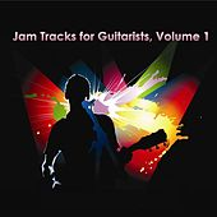 Jam Tracks for Guitarists, Volume 1 by Bestjamtracks