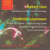 LINN, R.: Divertimento for Oboe, 2 Horns and String Quintet / LESEMANN, F.: 5 Fugues / Doubles / Duo for Horn and Piano (Schmidt) by Various Artists
