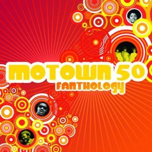 Motown 50 Fanthology by Various Artists